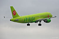 VQ-BRC - A320 - S7 Airlines