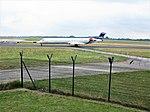 SAS Bombardier CRJ-900 at Manchester Airport (geograph 5866609).jpg