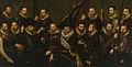 SA 7433-Schutters van de compagnie van kapitein Jonas Cornelisz. Witsen en luitenant Volckert Overlander-Het Korporaalschap van Kapitein Jonas Cornelisz. Witsen en luitenant Volckert Overlander.jpg