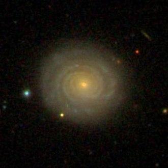 NGC 4076 - Image: SDSS NGC 4076