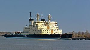 Sisu (1976 icebreaker) - Image: SISU icebreaker