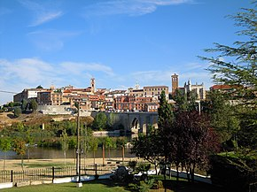 SP33 A View of Tordisillas Spain 21 09 2012.JPG