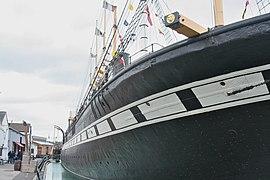 File:SS Great Britain - starboard side.jpg
