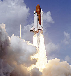 STS-34 Launch 1