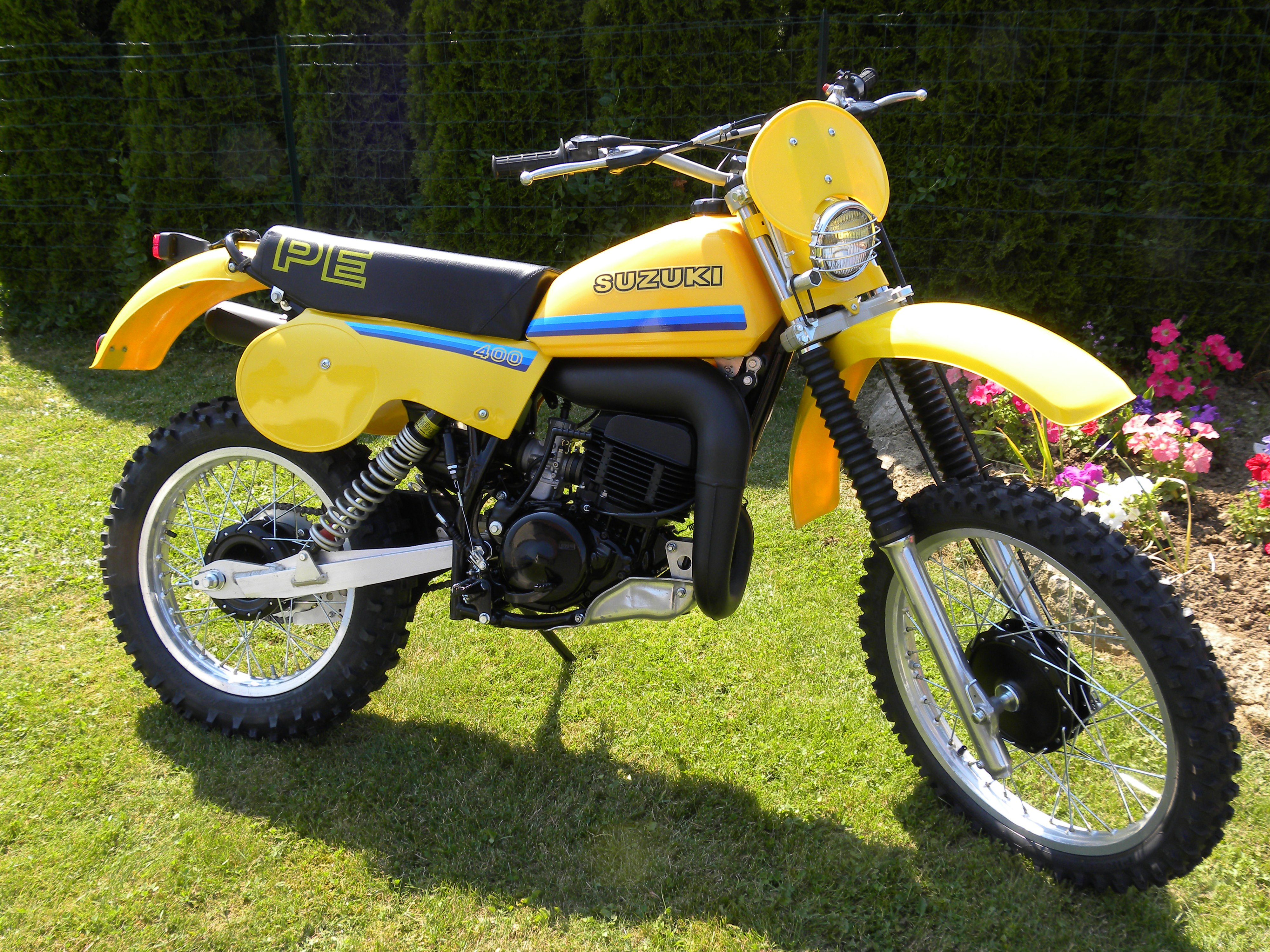 List of Suzuki motorcycles - The complete information and online