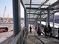 SZ 深圳灣口岸 Shenzhen Bay Port bus terminus to footbridge January 2020 SSG 13.jpg