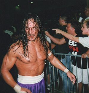 Sabu (wrestler) - Sabu at an ECW event in 1998