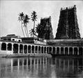 Sacred Tank at Madura - Plate - History of India Vol 1 (1906).png