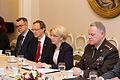 Saeimas priekšsēdētāja tiekas ar Eiropā izvietoto ASV spēku virspavēlnieku (25855563390).jpg