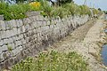 Saga plain reclamation dike blocks.JPG