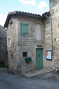 Saint-Beaulize mairie.JPG