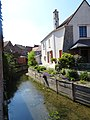 Saint-Venant, Le Guarbecque (affluent de la Lys) (2).jpg