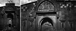 Saint Bartholomew Monastery - Image: Saint Bartholomew Monastery portal