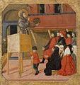 Saint Bernardino of Siena Preaching by Lo Scheggia.jpg