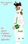 Saintonge 85RI 1779