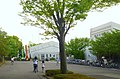 Saitamaprefecturalmusuemofsakitamaancientburialmound-outside-may2011.jpg