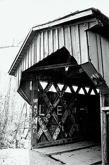 Salem Shotwell Covered Bridge Wikipedia