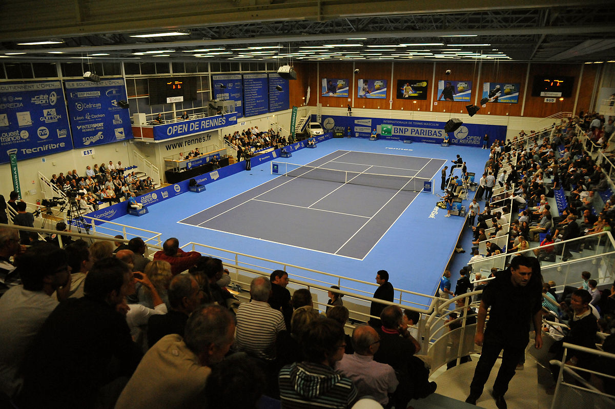 tournoi de tennis de rennes wikip dia. Black Bedroom Furniture Sets. Home Design Ideas