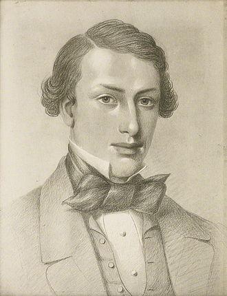Isabella Beeton - Samuel Orchart Beeton in 1860