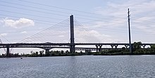 Samuel de Champlain Bridge from east.jpg