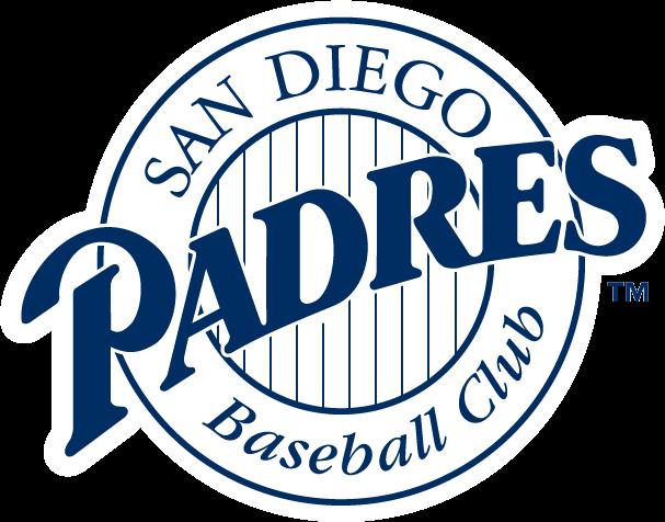 San Diego Padres alternate logo 2000 to 2003