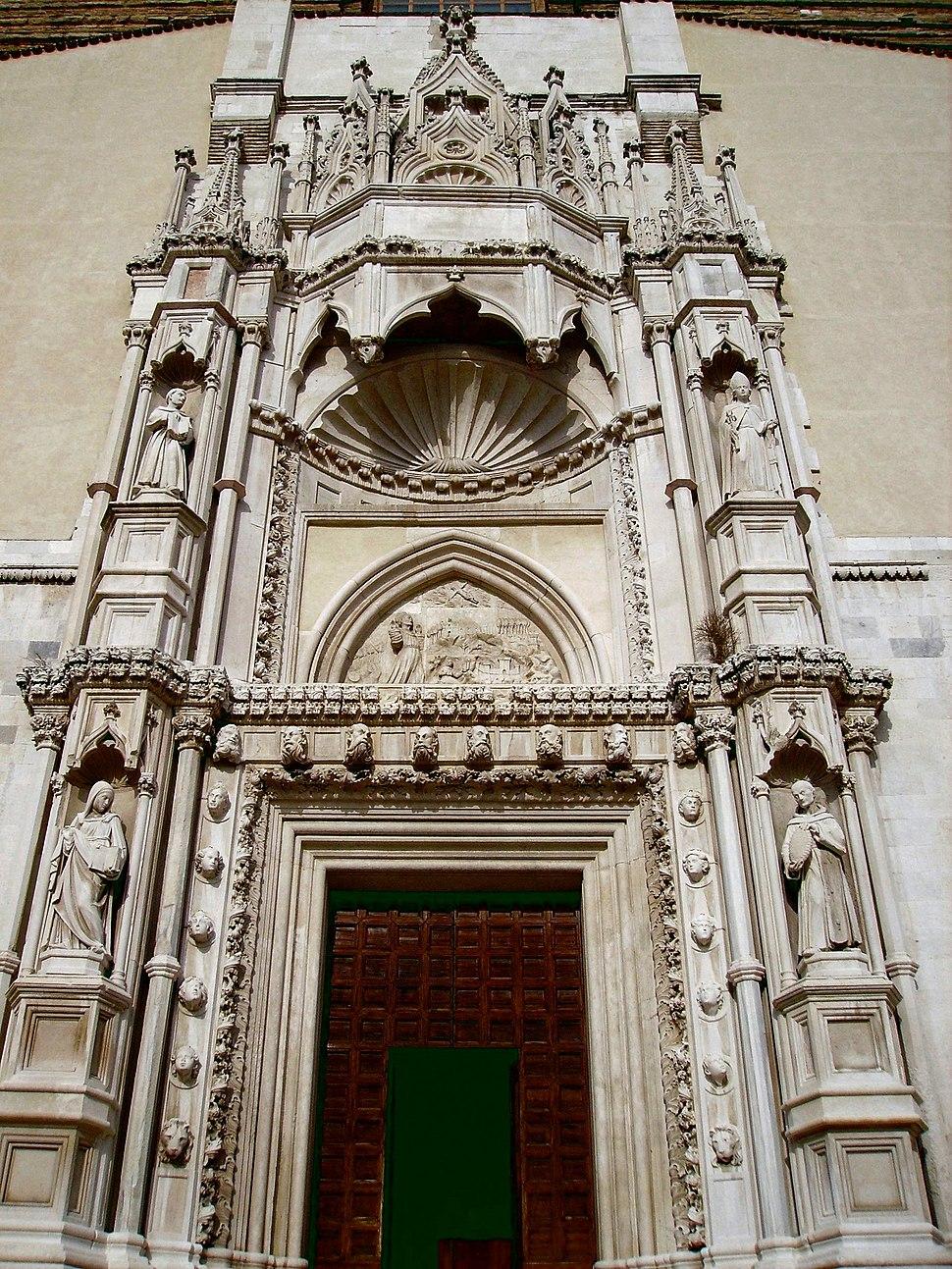 San Francesco church-Ancona