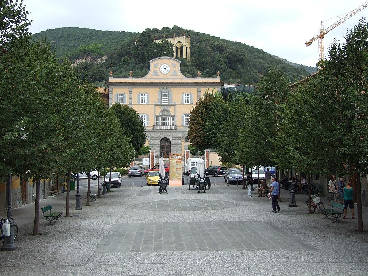 San Giuliano Terme - Wikipedia