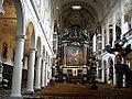 San Karlos Borromeoren barrualdea.JPG