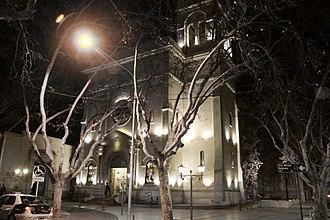 San Rafael, Mendoza - Image: San Rafael's Cathedral