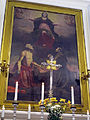 San francesco poverino, l'empoli, assunzione della Madonna con i Santi Girolamo e Francesco d' Assisi.JPG
