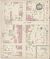 Sanborn Fire Insurance Map from Salisbury, Rowan County, North Carolina. LOC sanborn06484 001-1.jpg