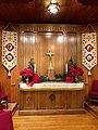 Sanctuary Altar, Sylva First United Methodist Church, Sylva, NC (46639307151).jpg