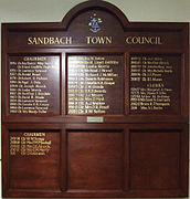 Sandbach Town Council chairmen and clerks (1974-2011).jpg