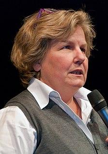 Sandi Toksvig Danish-British comedian, writer and activist
