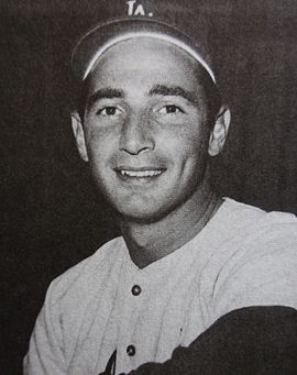 Hall of Famer Sandy Koufax Sandy Koufax.jpg
