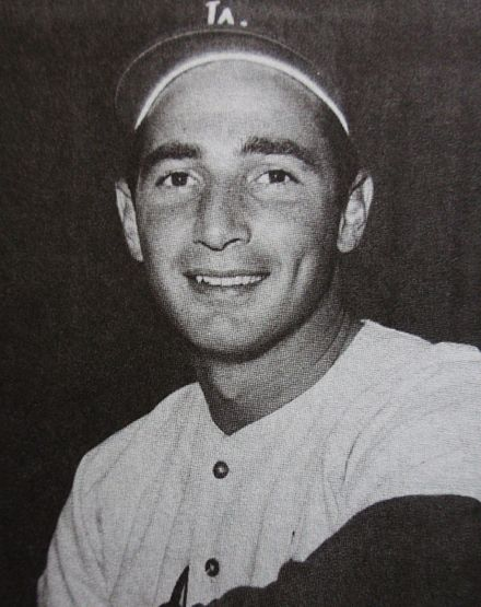 the story of in edward gruver in sandy koufax sport writing