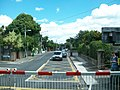 Sandymount Avenue from the level crossing - geograph.org.uk - 1973192.jpg