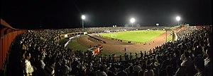 Sardar Jangal Stadium of Rasht