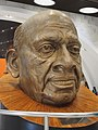 Sardar Patel Head Sculpture at Statue of Unity Museum.jpg