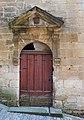 Sarlat-la-Canéda 9 rue Montaigne, portail imp Vieille Poste.JPG