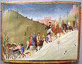 Sassetta, viaggio dei magi, 1433-35 ca..JPG
