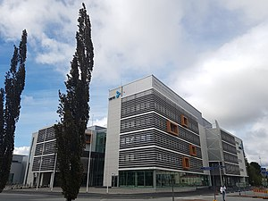 Satakunta University of Applied Sciences - SAMK Campus in Pori, Finland