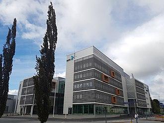 Satakunta University of Applied Sciences - SAMK Campus in Pori, Finland