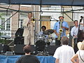 SatchmoFest 2010 Delfeayo Marsalis Band 2.JPG