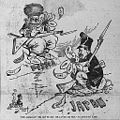 Satterfield cartoon about predicting the Russo-Japanese War.jpg