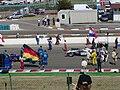 Sauber and McLaren at the 2003 Hungarian Grand Prix.jpg