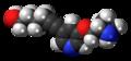 Sazetidine A molecule spacefill.png