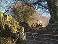 Scene near Cudlipptown Farm - geograph.org.uk - 297375.jpg