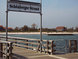 Schönberger Strand (Seebrücke)