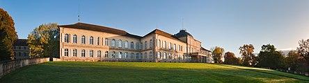 Schloss Hohenheim 2013 06 dawn panini pan.jpg